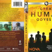 Great Human Odyssey (2015) R1 DVD Cover