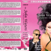 The John Waters Collection - Volume 1 (1972-1998) R1 Custom Covers