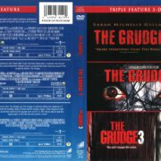 The Grudge Triple Feature (2010) R1 DVD Cover