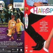 Hairspray (1988) R1 DVD Cover