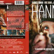 Hanna (2010) R1 DVD Cover