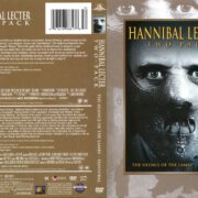 Hannibal Lecter Two-Pack: Silence of the Lambs & Hannibal (2007) R1 DVD Cover