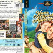 Hans Christian Andersen (1952) R1 DVD Cover