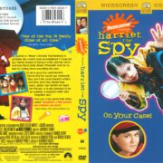 Harriet the Spy (1996) R1 DVD Cover