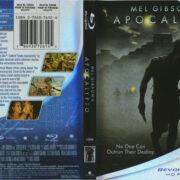 Apocalypto (2007) R1 Blu-Ray Cover & Label