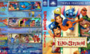 Lilo & Stitch Collection (2002-2006) R1 Custom Blu-Ray Cover
