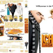 Ich einfach unverbesserlich 3 (2017) R2 GERMAN Custom DVD Cover