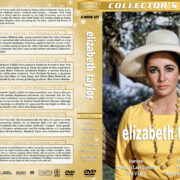 Elizabeth Taylor Collection - Volume 2 (1952-1967) R1 Custom Covers