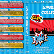 Superhero Collection – Volume 2 (2004-2008) R1 Custom Blu-Ray Cover