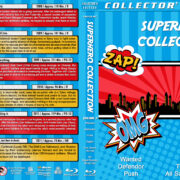 Superhero Collection - Volume 3 (2008-2011) R1 Custom Blu-Ray Cover