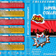 Superhero Collection - Volume 4 (2012-2016) R1 Custom Blu-Ray Cover
