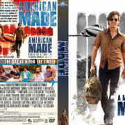 American Made (2017) R1 Custom Covers