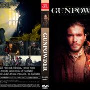 Gunpowder (2017) R0 Custom DVD Covers