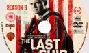 The Last Ship: Season 3 (2017) R2 Custom DVD Labels