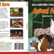 Animal Farm (1954) R1 DVD Cover