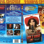The Cape Town Affair & Kill Cruise Double Feature (1967-1990) R1 DVD Cover