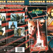 Cold War Killers & Warhead Double Feature (1977-1986) R1 DVD Cover