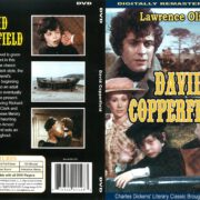 David Copperfield (1970) R1 DVD Cover