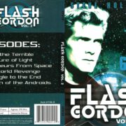 Flash Gordon Volume 2 (2004) R1 DVD Cover