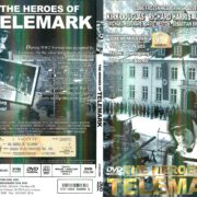 The Heroes of Telemark (1965) R1 DVD Cover