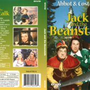 Jack and the Beanstalk (1952) R0 DVD Cover