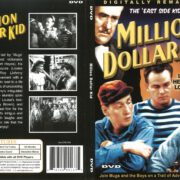 Million Dollar Kid (1944) R1 DVD Cover