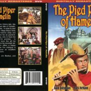 Pied Piper of Hamelin (1957) R1 DVD Cover