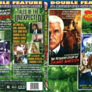 The Resurrection of Zachary Wheeler & Tales of The Unexpected Double Feature (1971-1979) R1 DVD Cover