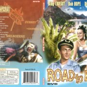 Road to Bali (1952) R1 DVD Cover