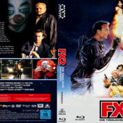 F/X 2 – Die Tödliche Illusion (1991) R2 German Custom Blu-Ray Covers & Label