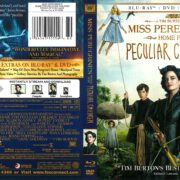 Miss Peregrine's Home for Peculiar Children (2016) R1 Blu-Ray Cover