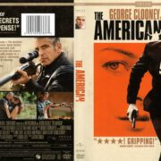 The American (2010) R1 DVD Cover