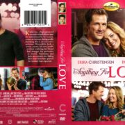 Anything for Love (2016) R1 DVD Cover