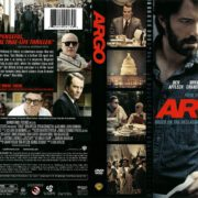 Argo (2012) R1 DVD Cover