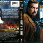 Jesse Stone: Benefit of the Doubt (2012) R1 DVD Cover
