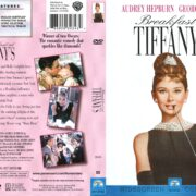 Breakfast at Tiffany's (1961) R1 DVD Cover