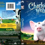 Charlotte's Web (2006) R1 DVD Cover