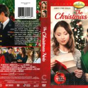 The Christmas Note (2015) R1 DVD Cover