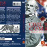 Civil War Combat: America's Bloodiest Battles (1999) R1 DVD Covers