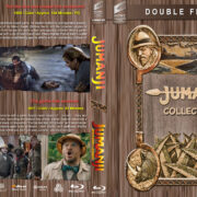 Jumanji Collection (1995-2017) R1 Blu-Ray Cover
