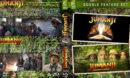 Jumanji Double Feature (1995-2017) R1 Custom Blu-Ray Cover