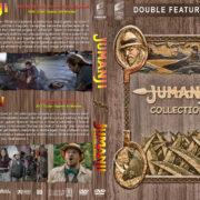Jumanji Collection (1995-2017) R1 Custom DVD Cover