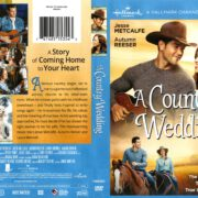A Country Wedding (2015) R1 DVD Cover