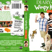 Diary of a Wimpy Kid: Dog Days (2012) R1 DVD Cover