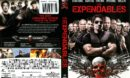 The Expendables (2010) R1 DVD Cover