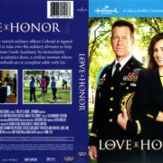 For Love & Honor (2016) R1 DVD Cover