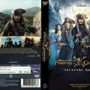 Pirates of the Carribean 5 – Salazars Rache (2017) R2 GERMAN DVD Cover