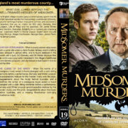 Midsomer Murders - Series 19, Part 2 (2017) R1 Custom Cover & Label