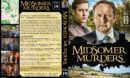 Midsomer Murders - Series 19 (2017) R1 Custom DVD Cover