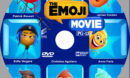 The Emoji Movie (2017) R0 Custom Label